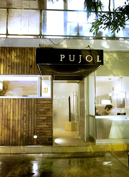 Restaurante Pujol, Cidade do México